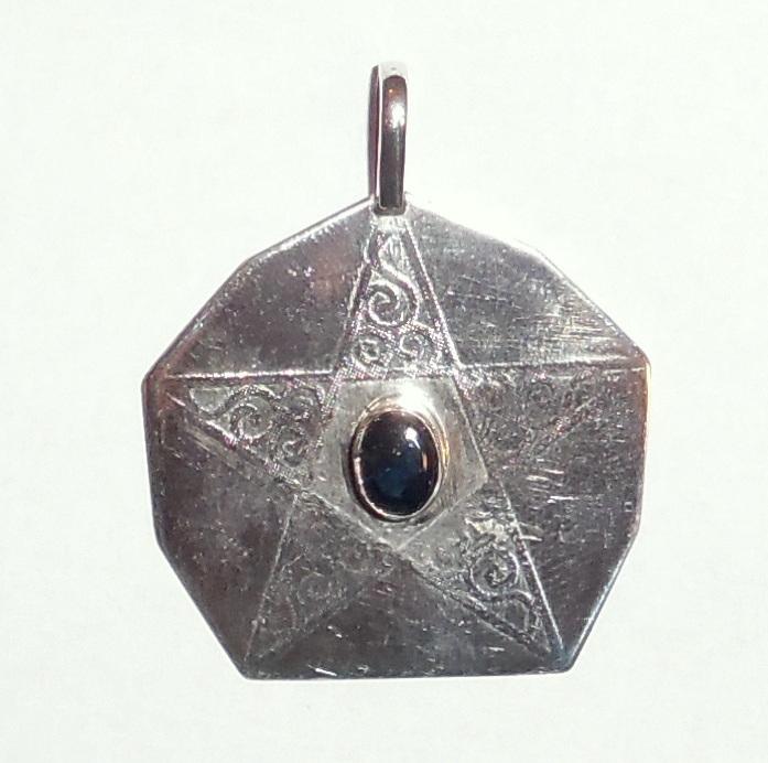 Pentagrama safir